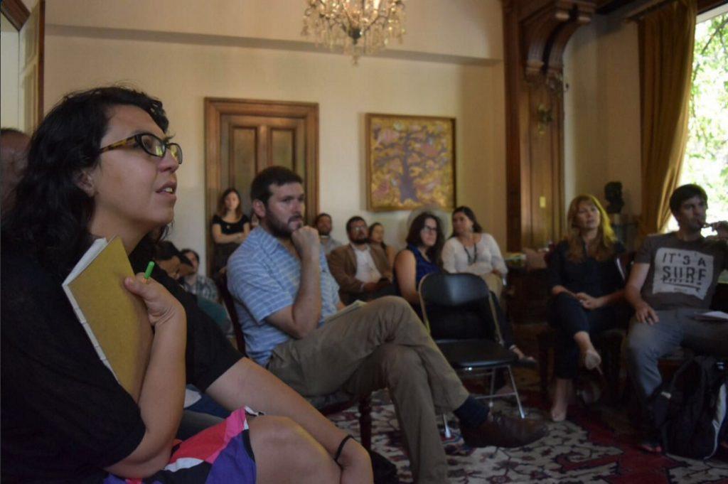 Galería: Jornada de Encuentro con Red de Centros Culturales Públicos de #StgoEsMio (2017.01.25)
