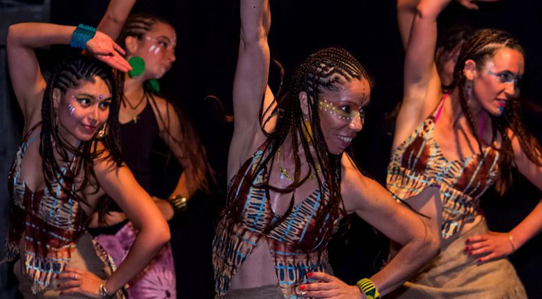 Muestra Taller de Danza Afro (2017.01.05)