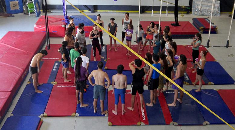 """Galería: """"Talleres de Verano – Circo"""" (2017.01.19)"""