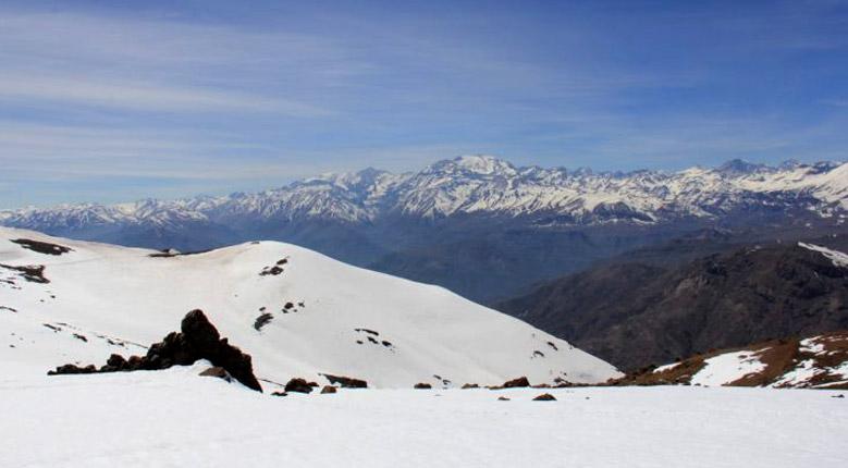 Descubren importante sitio inca en el cerro San Ramón