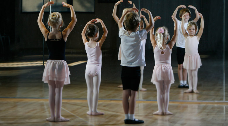 Taller de Pre-ballet