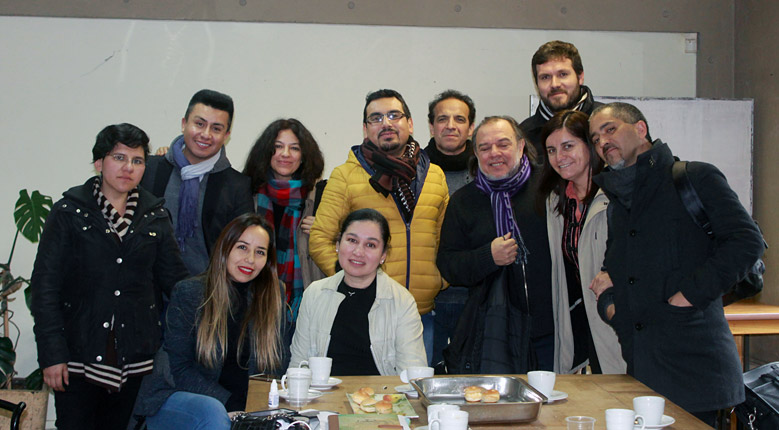 Galería: Reunión Santiago es Mío, Aldea del Encuentro