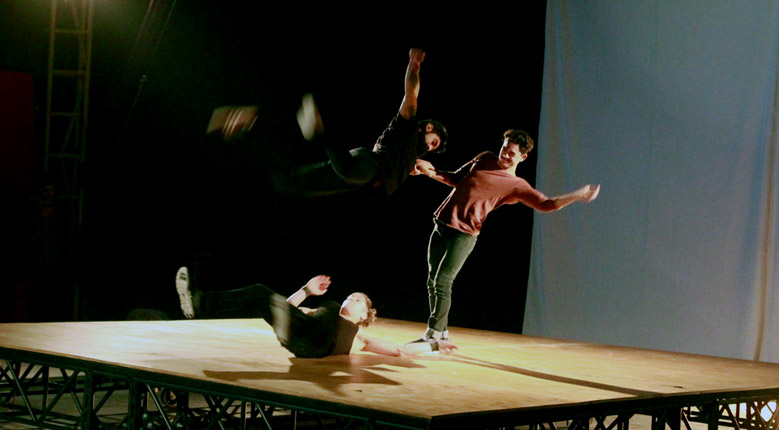 Galería: Presentación de circo a colegios municipalizados de La Reina (2017.08.10)