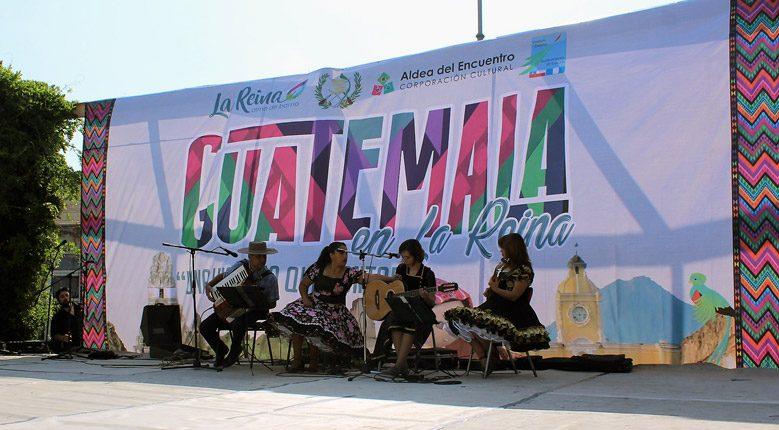 Galería: Guatemala en La Reina (2017.12.02)