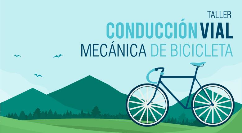 Taller Conducción Vial, Mecánica de Bicicletas