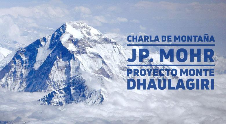 Charla de Montaña