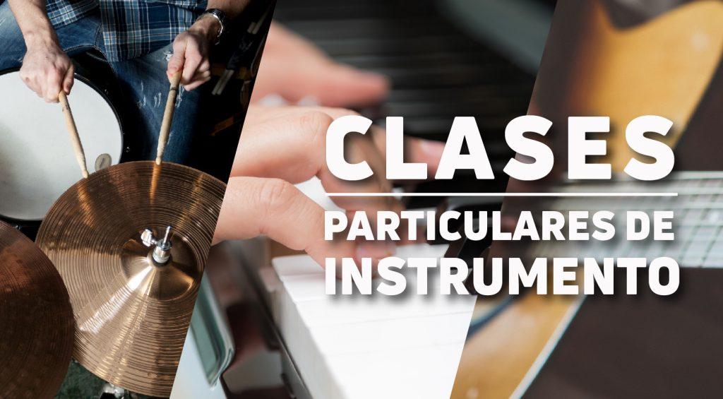 Clases de Instrumento