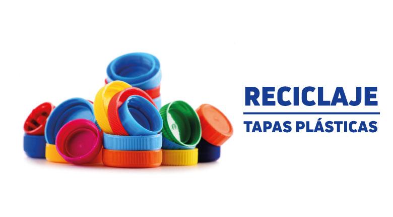 Reciclaje de Tapas Plásticas