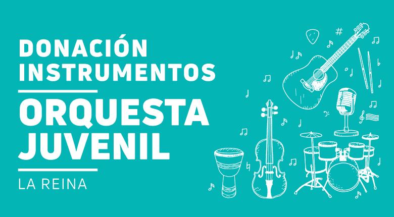 Donaciones Instrumentos