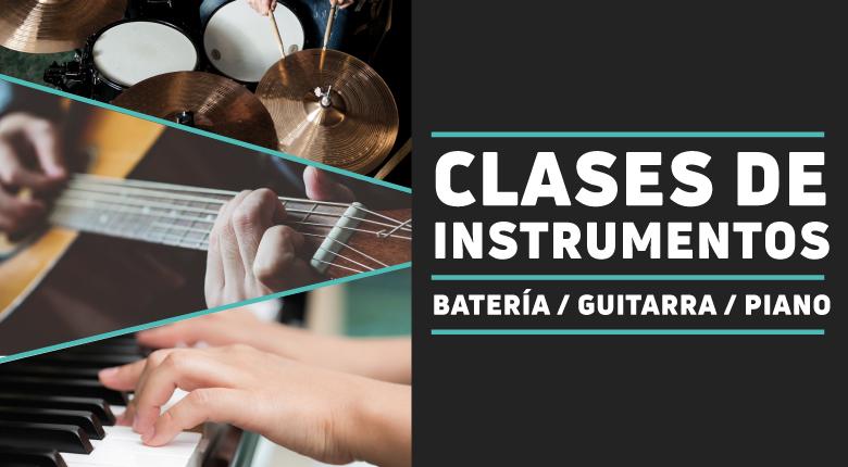 Clases de Instrumentos