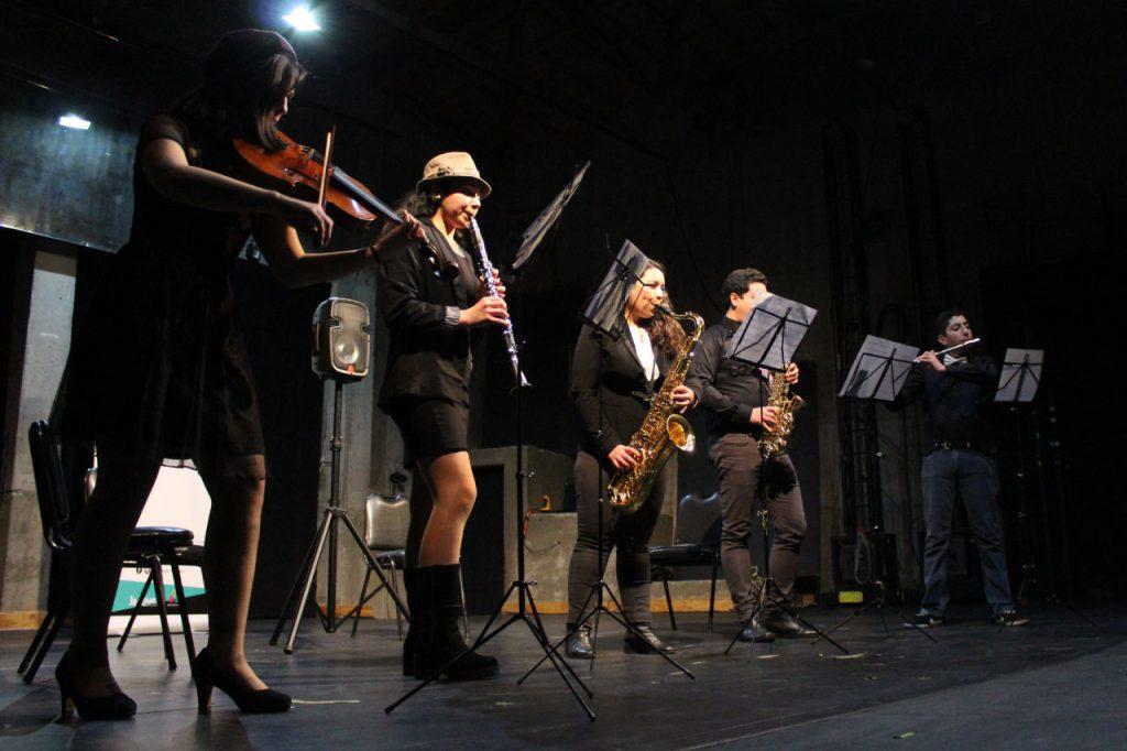 1ª Presentación Alumnos Orquesta Juvenil de La Reina 2018