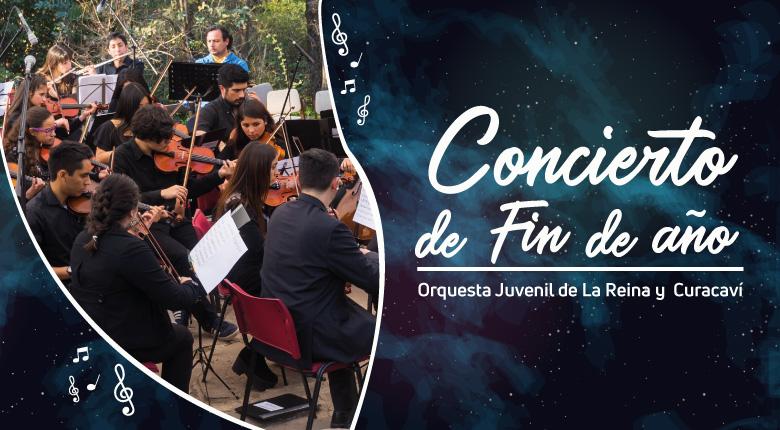 Concierto de Fin de Año, sábado 15 de diciembre
