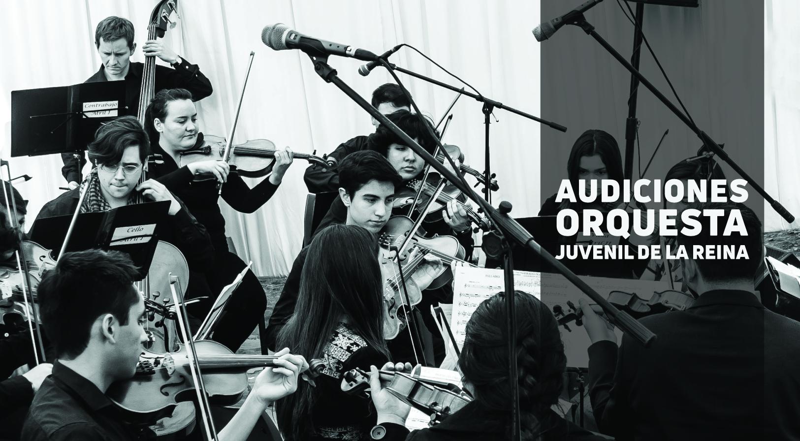 Audiciones Orquesta Juvenil de La Reina 2019