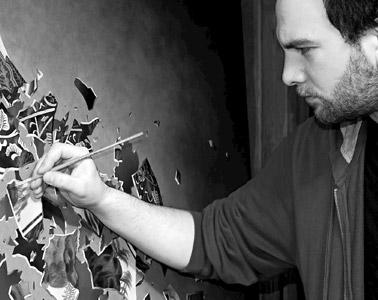 Víctor Mahana – Pintor