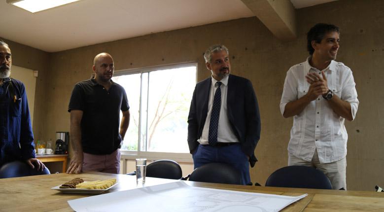 """Galería: """"Visitas Ilustres en la Aldea del Encuentro"""" (2017.02.15)"""