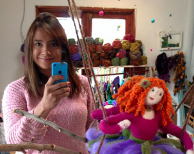 Daniela González Morales – Diseño Textil