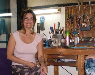 Ana María Sierralta – Orfebre Diseñadora