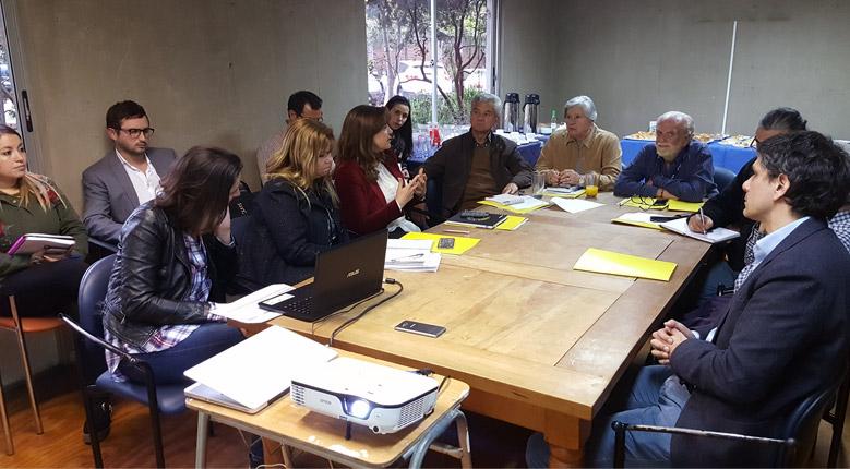 Galería: Reunión de directorio (2017.09.27)