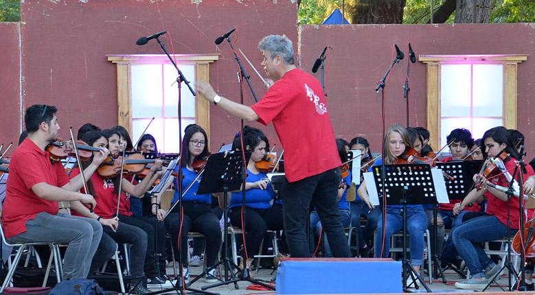 Galería: Encuentro de Orquestas Juveniles en Curacaví (2017.11.25)
