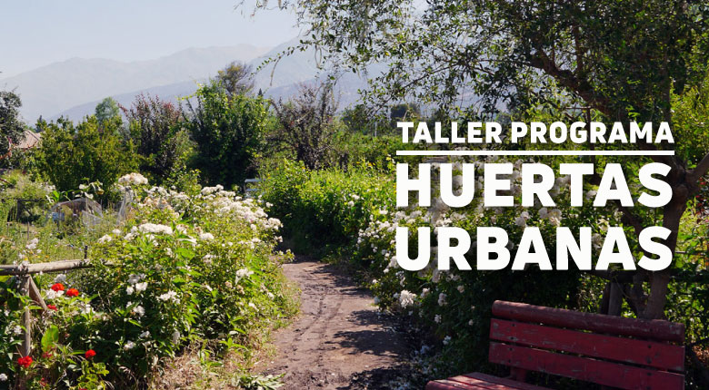 Taller Huertas Urbanas