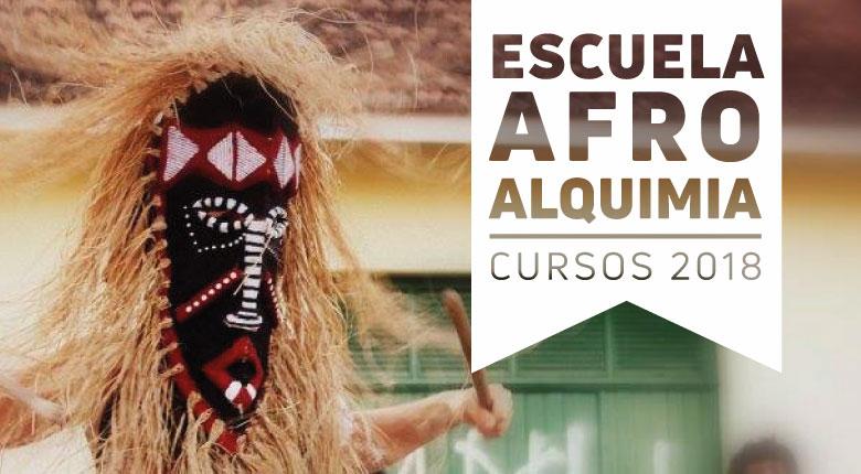 Cursos Afro Alquimia