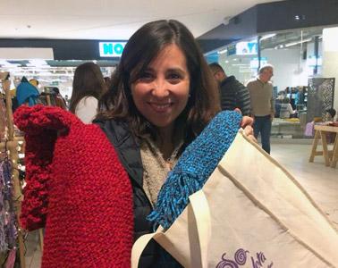 Paulina Miranda – Arte textil