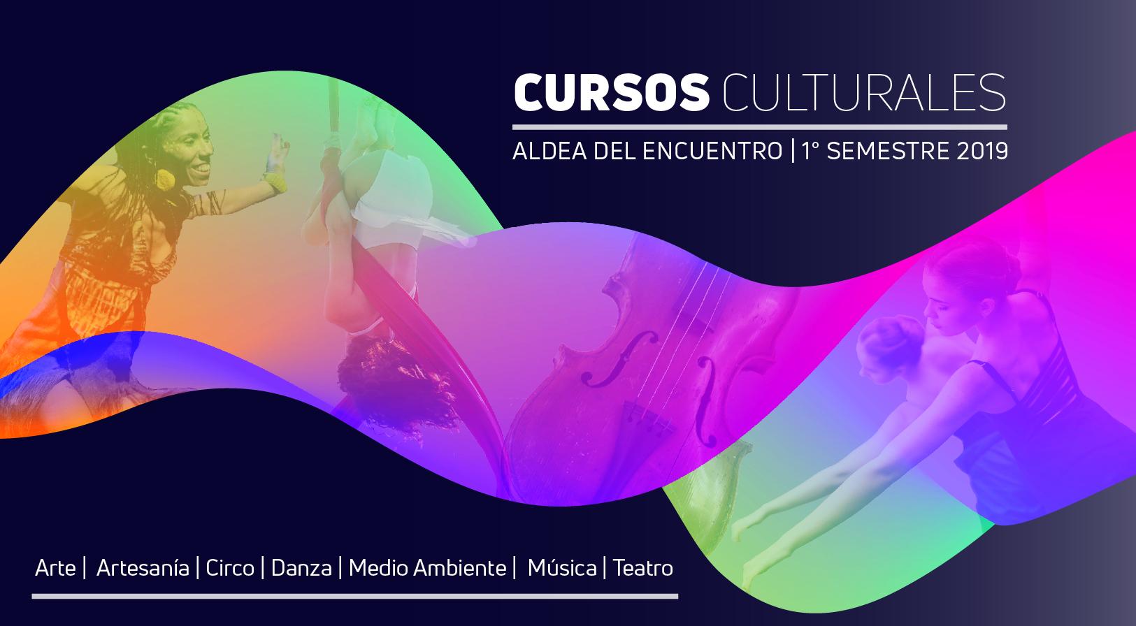 Cursos Culturales 2019