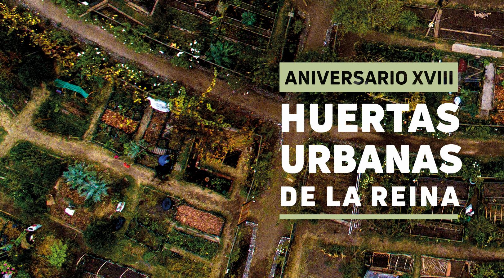 Aniversario Huertas Urbanas